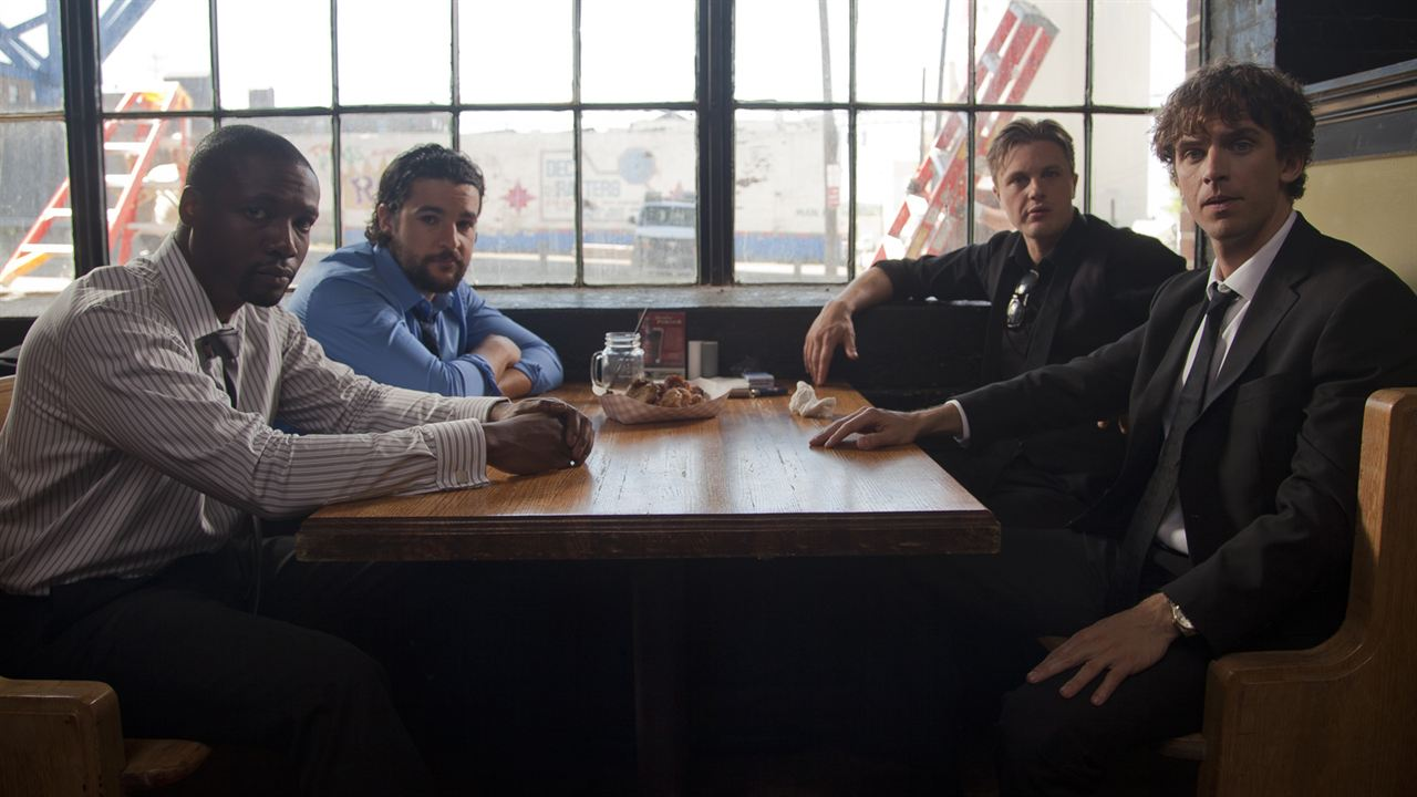 Criminal Activities : Photo Christopher Abbott, Dan Stevens, Michael Pitt, Rob Brown