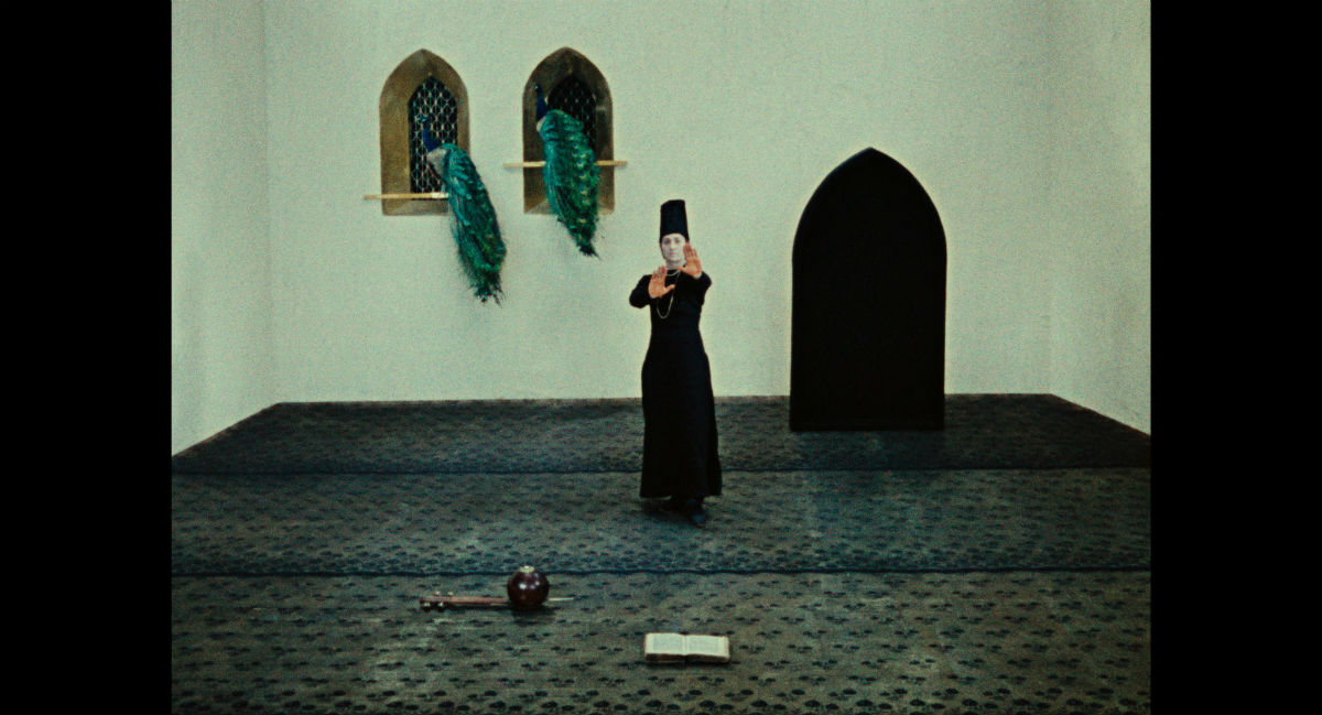 Sayat Nova - La couleur de la grenade : Photo Sofiko Tchiaourelli