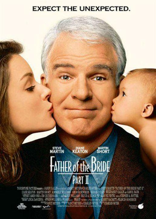 Le Père de la mariée 2 : Affiche
