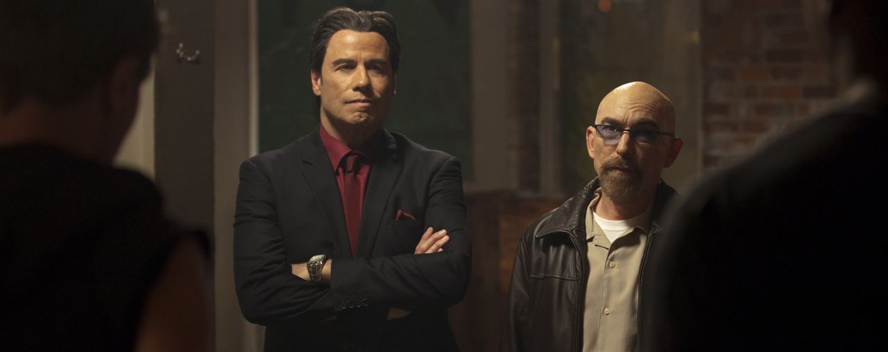 Criminal Activities : Photo Jackie Earle Haley, John Travolta