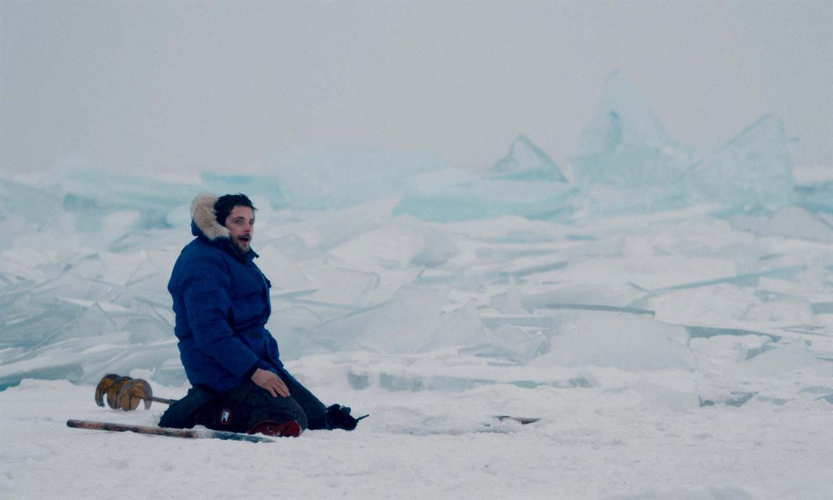 Dans les forêts de Sibérie : Photo Raphaël Personnaz