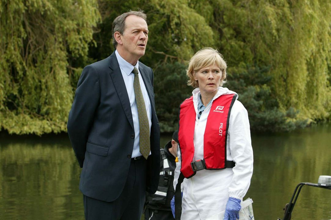 Photo Clare Holman, Kevin Whately