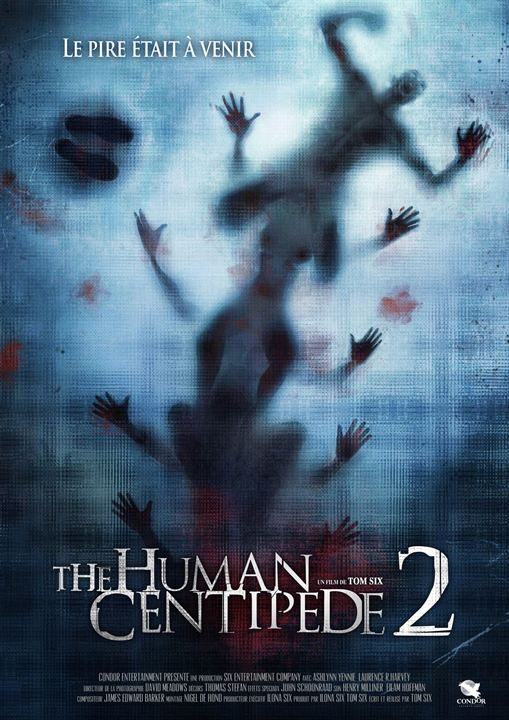The Human Centipede 2 (Full Sequence) : Affiche
