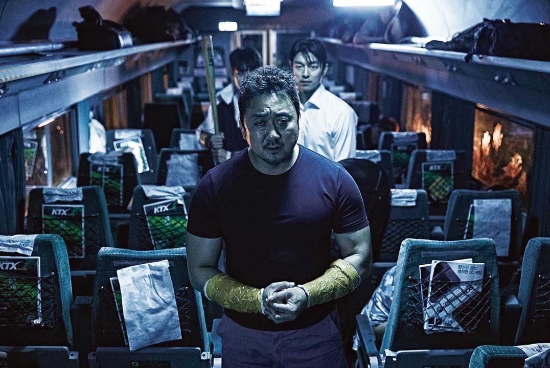 Dernier Train pour Busan : Photo