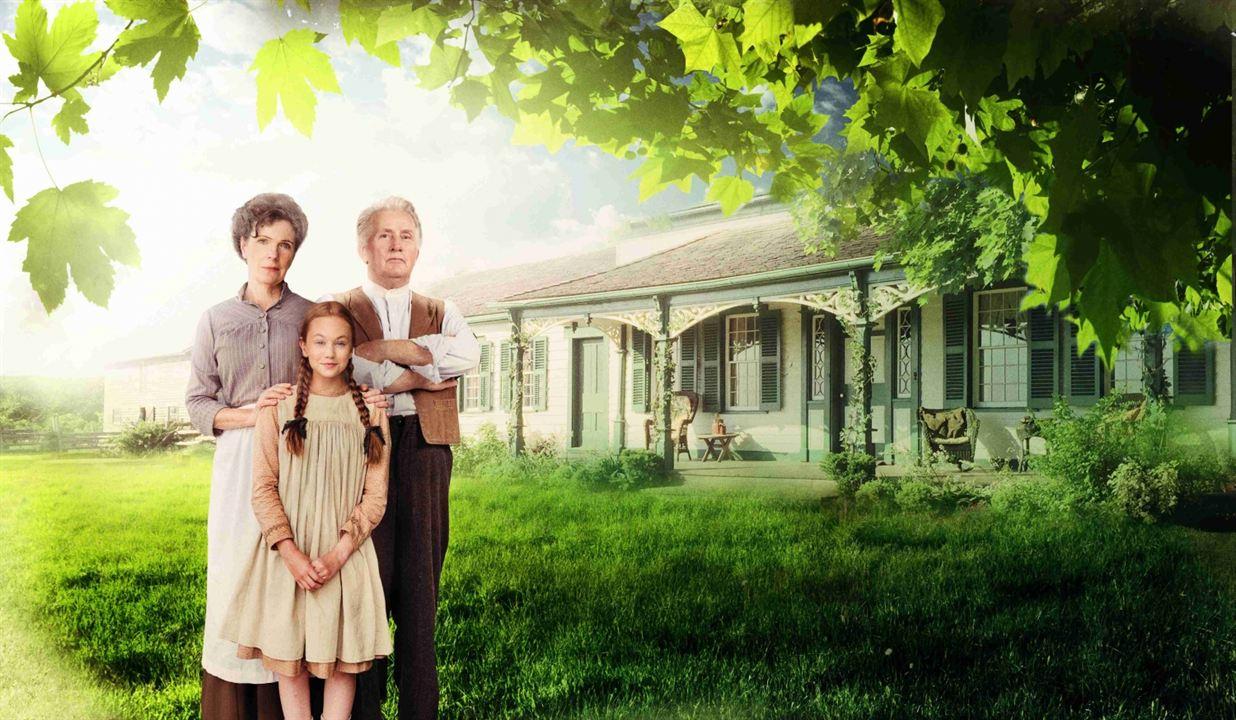 Anne, la maison aux pignons verts : Photo Ella Ballentine, Martin Sheen, Sara Botsford