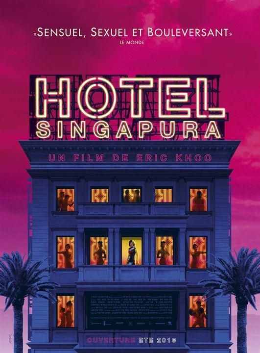 Hôtel Singapura : Affiche