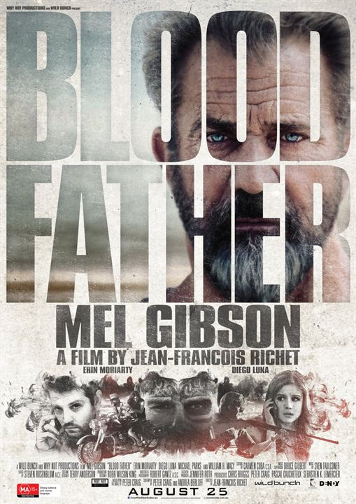 Blood Father : Affiche