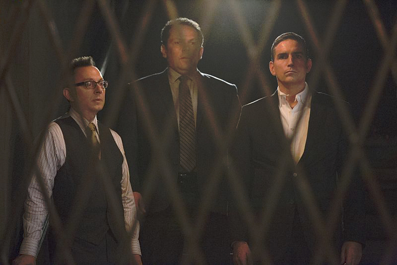 Photo Jim Caviezel, Kevin Chapman, Michael Emerson