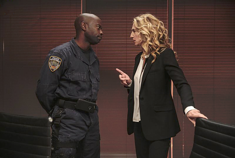 Photo Claudia Black, David Gyasi