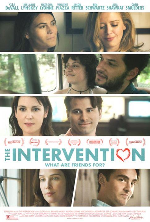 The Intervention : Affiche