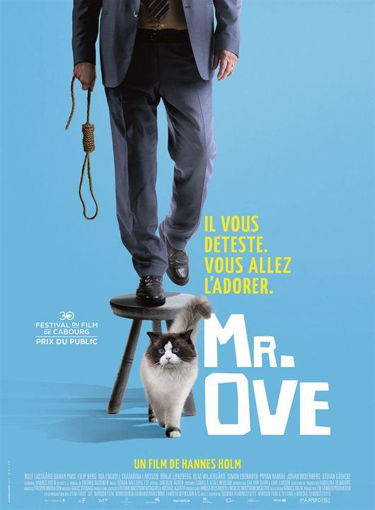 Mr. Ove : Affiche