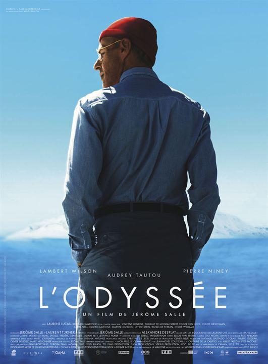 "CINECRAN "" L'ODYSSEE""  mercredi 14 décembre 2016 :"