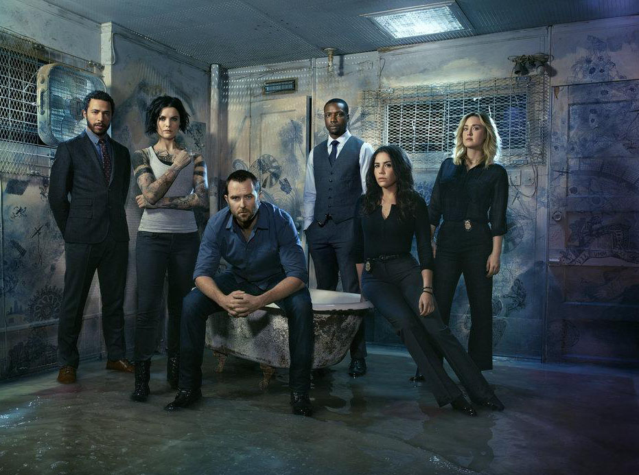 Photo Ashley Johnson, Audrey Esparza, Jaimie Alexander, Rob Brown, Sullivan Stapleton