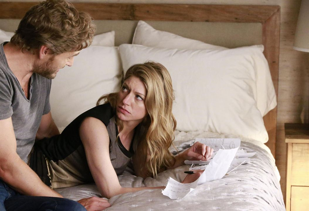 Photo Brett Tucker, Jes Macallan
