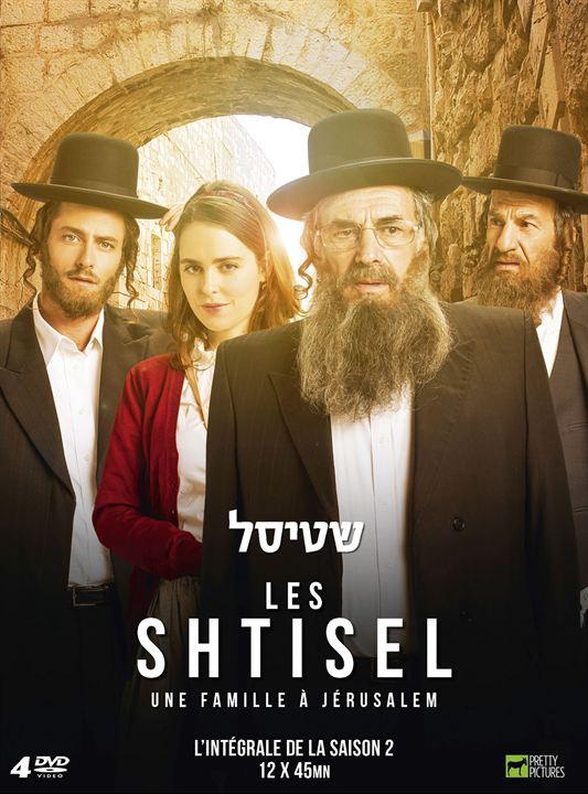 Les Shtisel: Une Famille à Jérusalem : Affiche