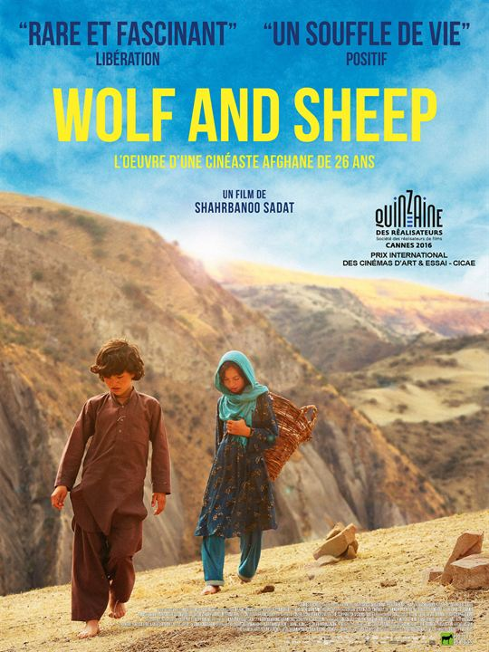 Wolf and Sheep FRENCH DVDRiP 2016