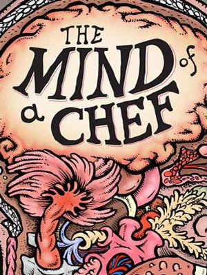 The Mind of a Chef : Affiche