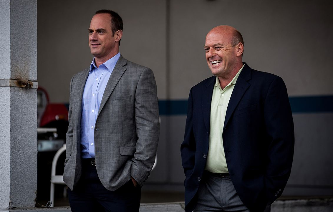 Small Time : Photo Christopher Meloni, Dean Norris