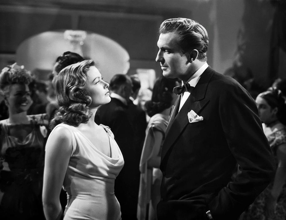 Laura : Photo Gene Tierney, Vincent Price