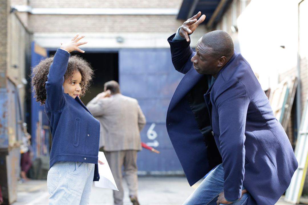 Demain Tout Commence : Photo Gloria Colston, Omar Sy