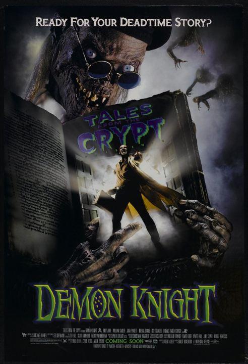 Les Contes de la Crypte : Le Cavalier Du Diable : Affiche