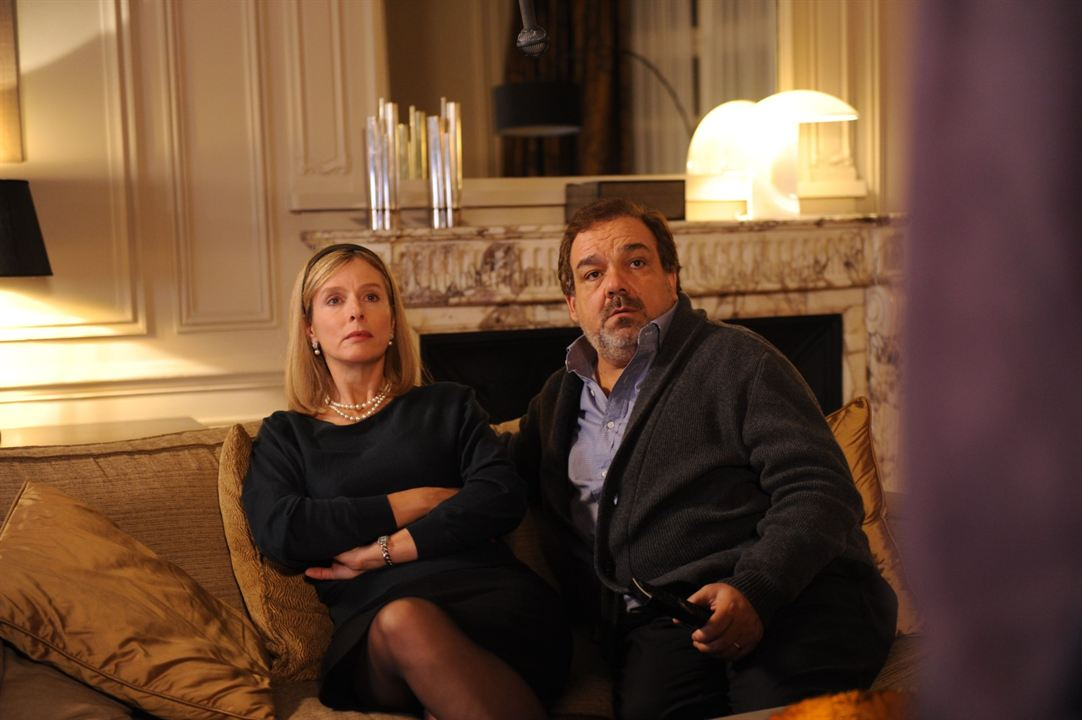 Le Grand Partage : Photo Didier Bourdon, Karin Viard