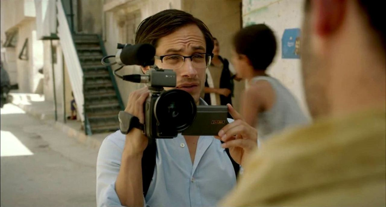 Rosewater : Photo Gael García Bernal