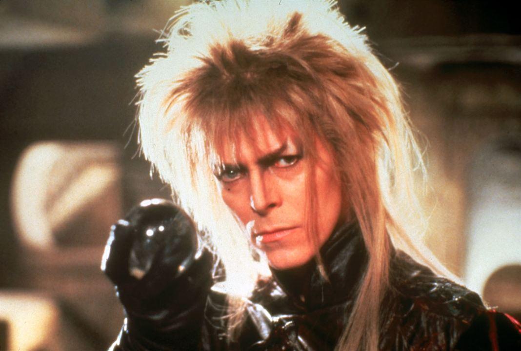 Labyrinthe : Photo David Bowie