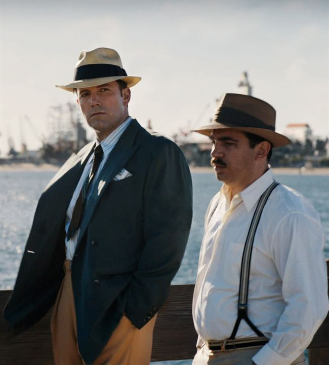 Live By Night : Photo Ben Affleck, Chris Messina