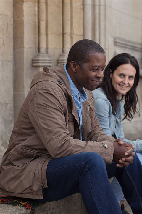 Photo Adrian Lester, Leanne Best