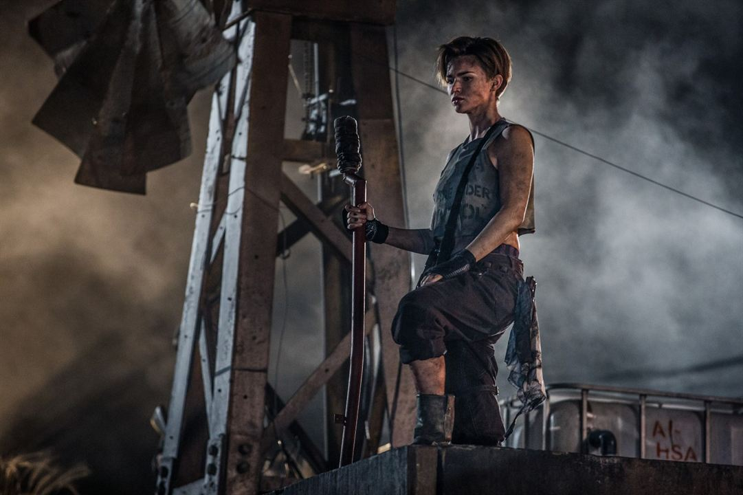 Resident Evil : Chapitre Final : Photo Ruby Rose
