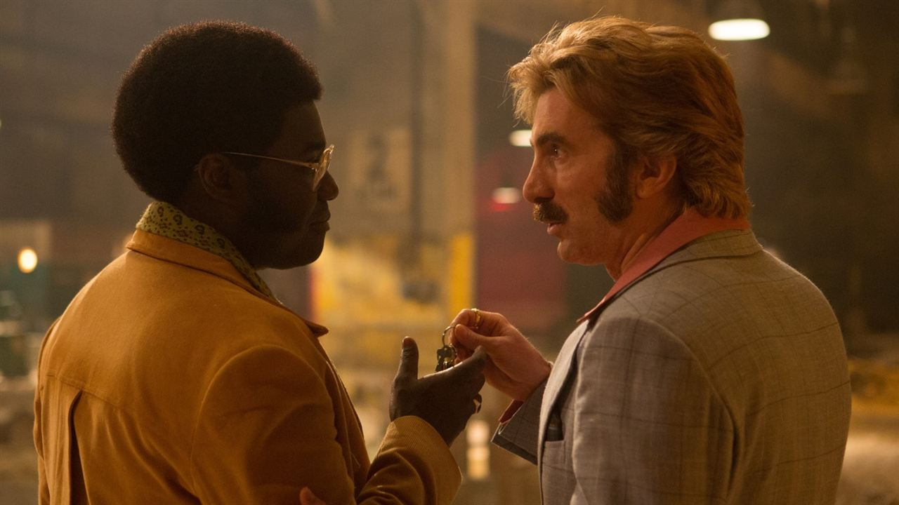 Free Fire : Photo Babou Ceesay, Sharlto Copley