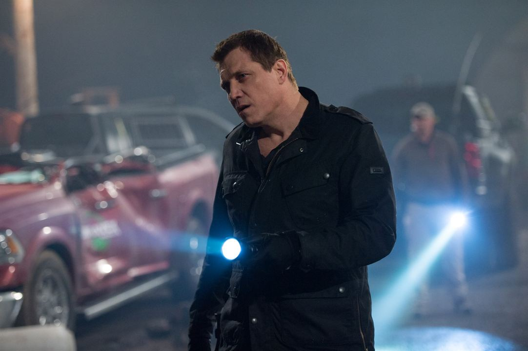 Monster Cars : Photo Holt McCallany