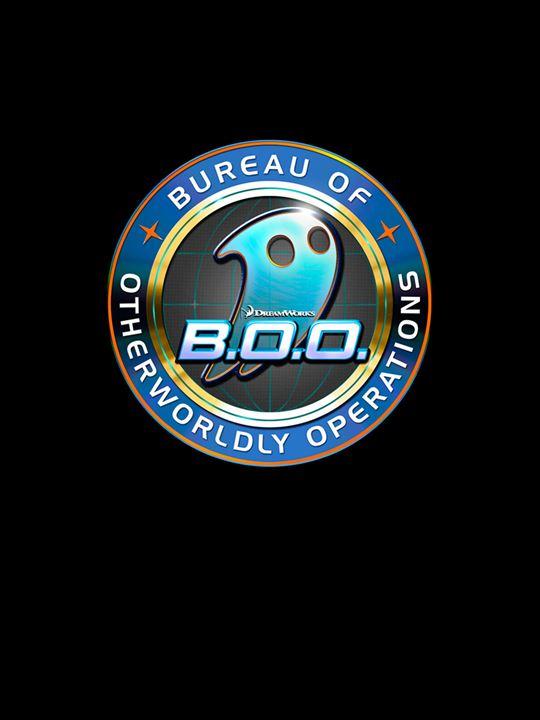 B.O.O. : Agents fantômes : Affiche
