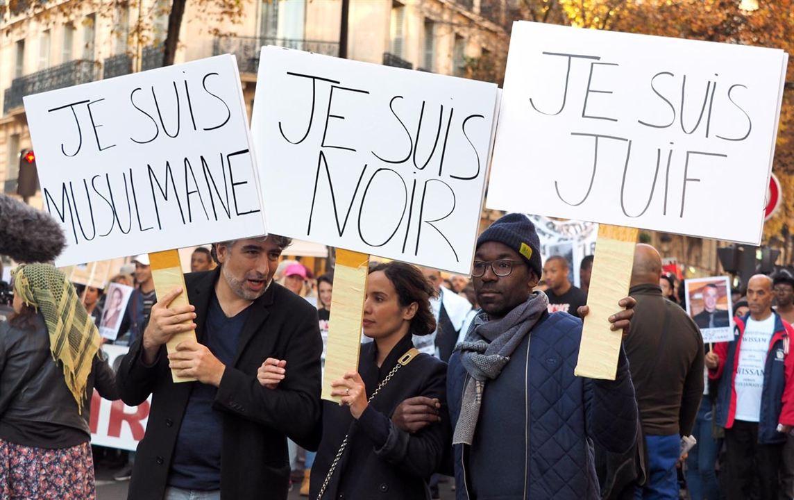 Pourquoi nous détestent-ils ? : Photo Alexandre Amiel, Amelle Chahbi, Lucien Jean-Baptiste
