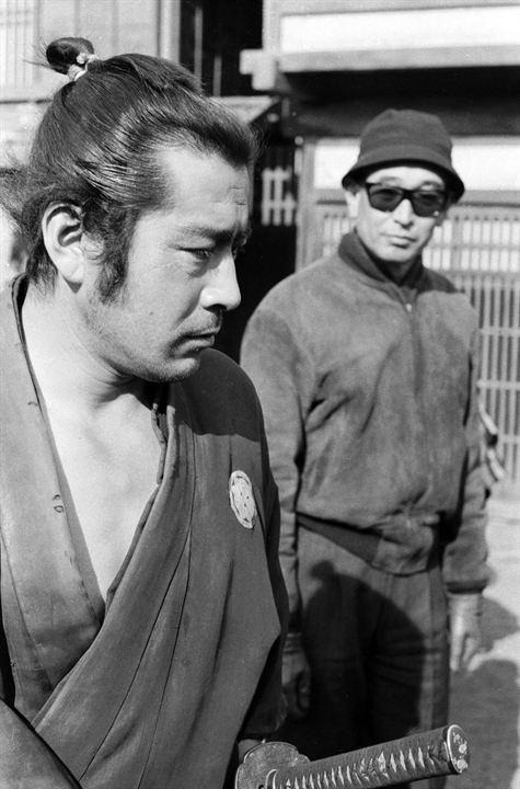 Sanjuro : Photo Akira Kurosawa