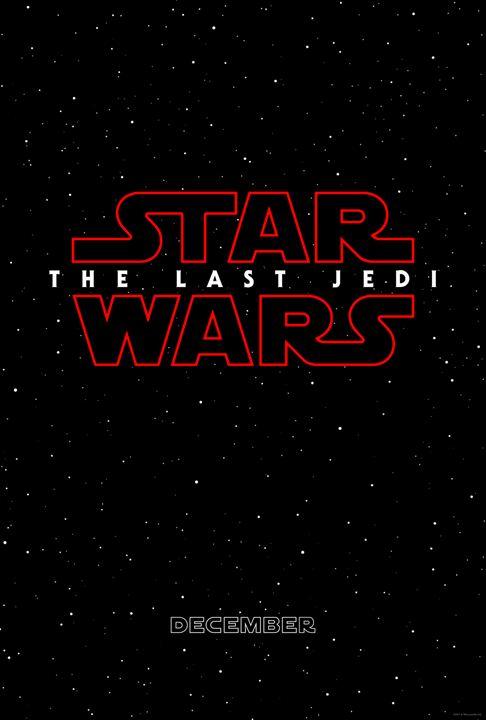 Star Wars : The Last Jedi : Affiche