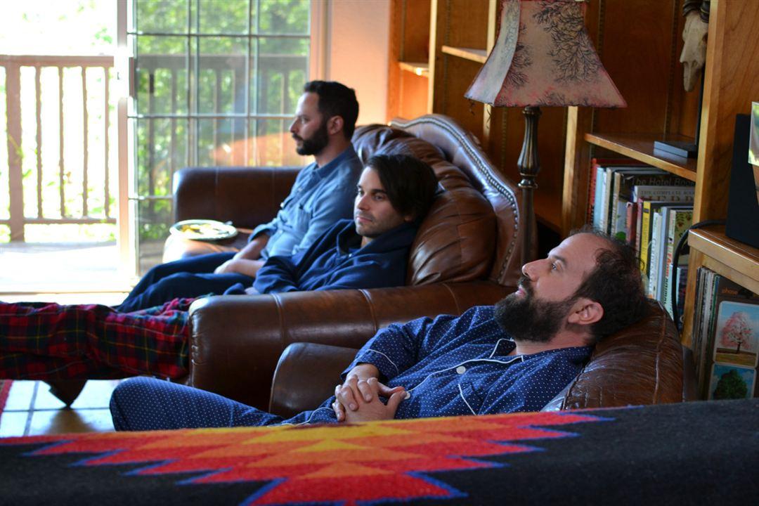 Bachelor party : Photo Alex Ross Perry, Brett Gelman, Nick Kroll