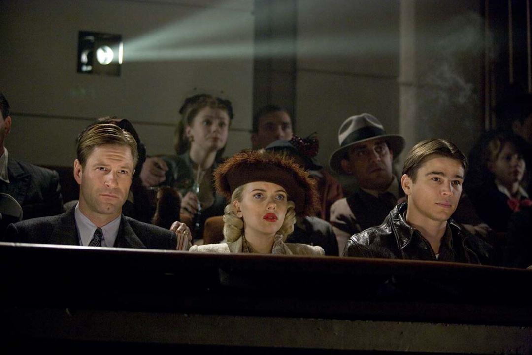 Le Dahlia noir : Photo Aaron Eckhart, Josh Hartnett, Scarlett Johansson