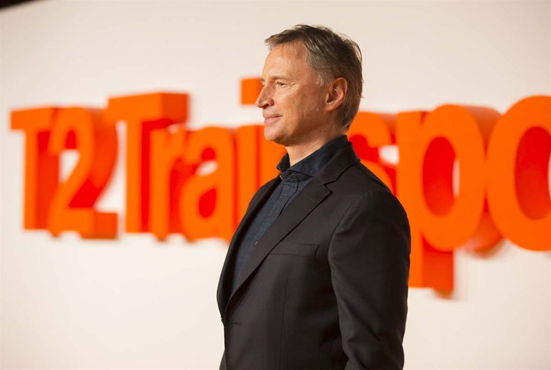 T2 Trainspotting : Photo promotionnelle Robert Carlyle