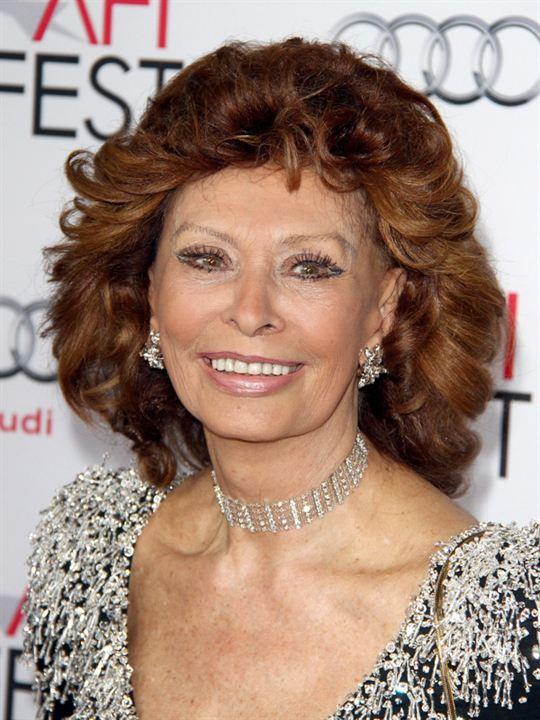 Affiche Sophia Loren