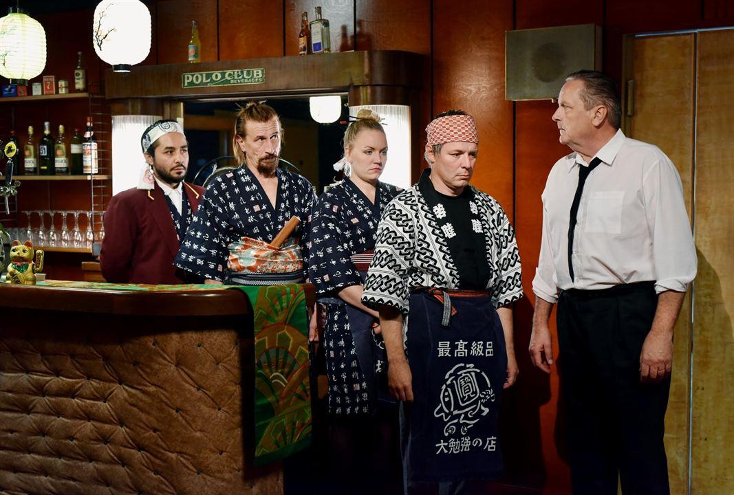 L'autre côté de l'espoir : Photo Ilkka Koivula, Janne Hyytiäinen, Nuppu Koivu, Sakari Kuosmanen, Sherwan Haji