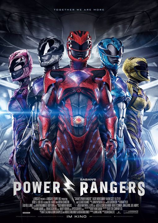 Power Rangers HDRip French