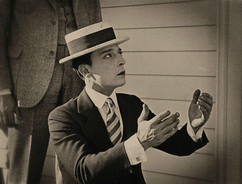 Les Fiancées en folie : Photo Buster Keaton