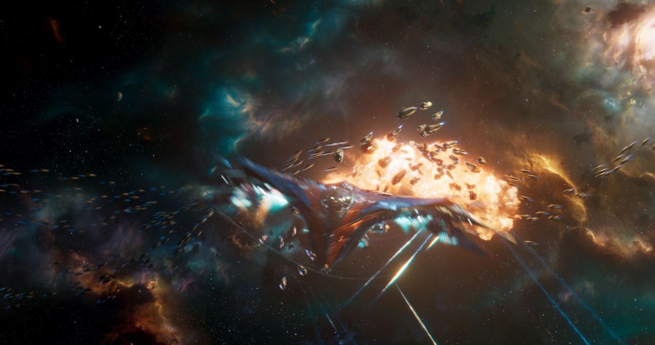 Les Gardiens de la Galaxie 2 : Photo