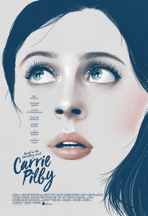 Carrie Pilby : Affiche