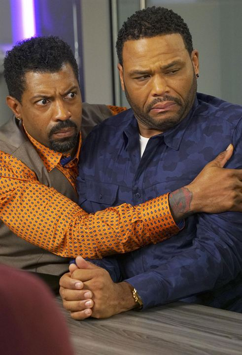Photo Anthony Anderson, Deon Cole