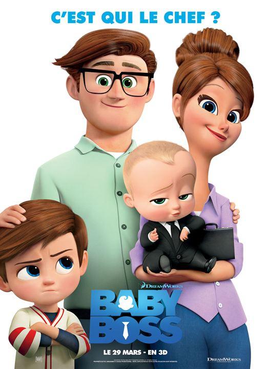 Affiche Du Film Baby Boss Affiche 2 Sur 2 Allociné