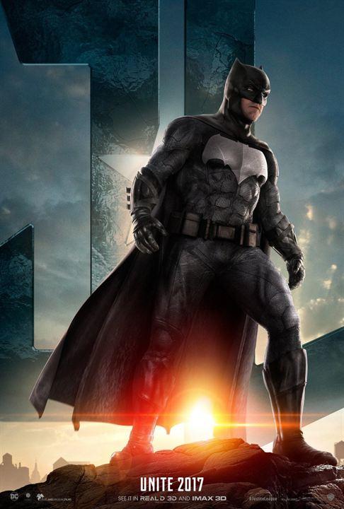 Justice League : Affiche