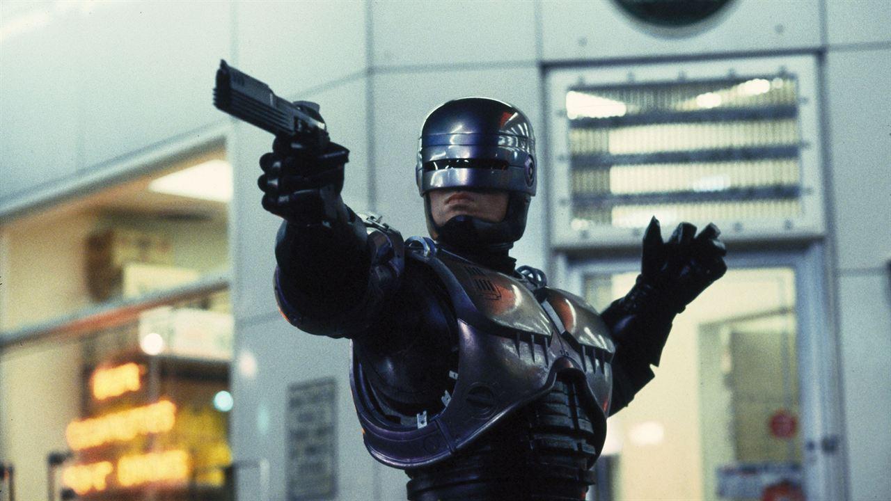 Robocop : Photo Peter Weller